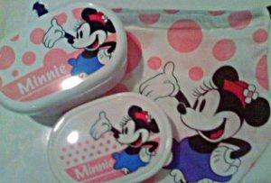 DISNEY Minnie Mouse Bento Set