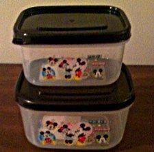 DISNEY Mickey & Minnie Snack Box Set