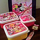 Minnie Mouse Bento Super Set