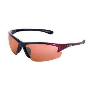 Maxx DOMAIN Red HD Golf Sunglasses