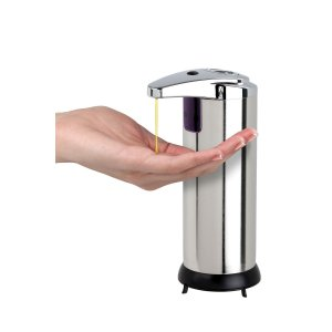 Touchless Automatic Handsfree Soap Dispenser - CHROME