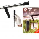 Golf Putter Prop - Keep grips dry!