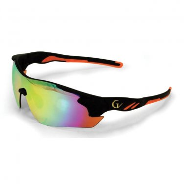 Maxx GOLD VISION 4 HD Golf Mirrored Sunglasses