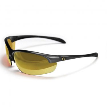 Maxx GOLD VISION 7 HD Golf Mirrored Sunglasses