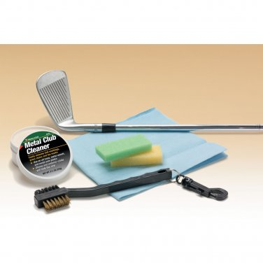 GOLFER's Deluxe Golf Club Cleaning Kit - Cleaning Tools