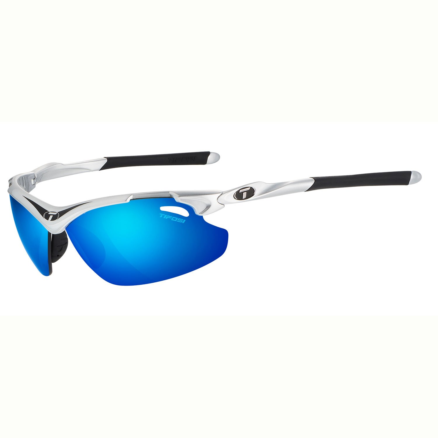 Tifosi TYRANT 2.0 Race Black Clarion Blue Polarized Sunglasses