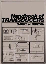 Handbook of Transducers Book (Soft Cover) 978-0133825992