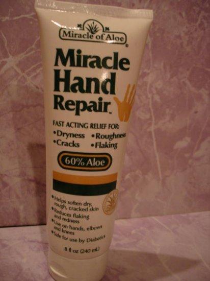 "$9.99_NEW-""Miracle of Aloe"" Hand Repair Cream asSeen on TV"