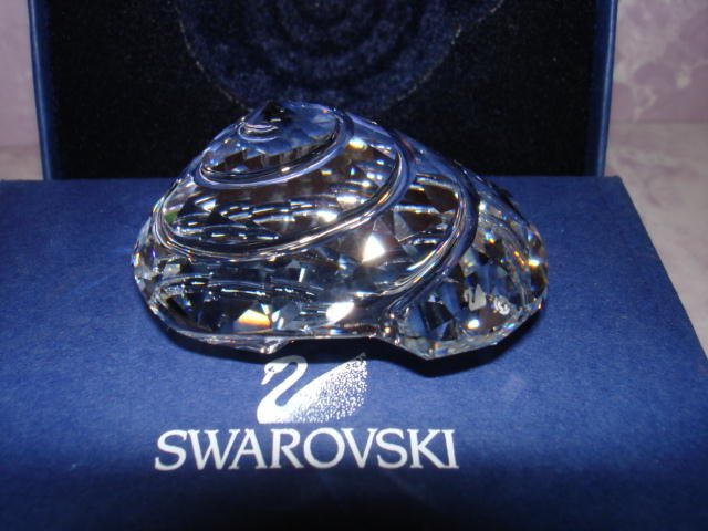 $22.99 Swarovski SCS 2007 Renewal Gift - Top Shell New in Box-Retired