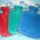 "$8.99 New 7.5""X10.5"" Rubber Hot Water Bottle Bag Old Fashion type"