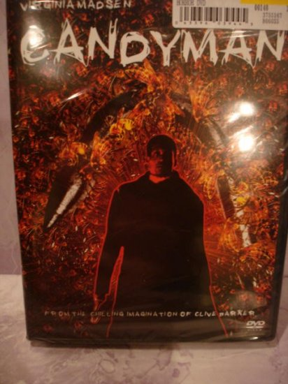 """""""Candyman"""" (1992, DVD), New and Sealed-Special Eddition-Halloween"""