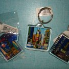 "$12 New York Souvenirs - Set of 3 Brand new key chain 1.5""X1.5"""