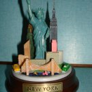 "New York Souvenirs - Brand new sealed New York City Views  5""X3.5""X3.5"""
