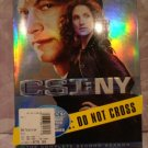 $29.99 CSI NY- COMPLETE SECOND SEASON NEW, ORIGINAL SEALED