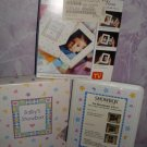 $9.99 Baby SHOWBOX Magic Photo Album in 1 Frame-New Holds 40 Pictures