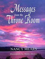 Messages From the Throne Room - Save on Lot of 3