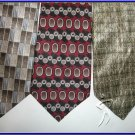 NEW PIERRE CARDIN STRUCTURE etc DESIGNER SILK TIES