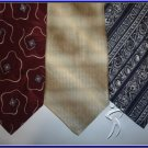 NEW POLO RALPH LAUREN DKNY etc DESIGNER SILK NECK TIES