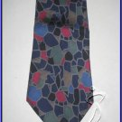 MEN EXECUTIVE DESIGNER FENDI WEDDING SUIT SILK NECK TIE