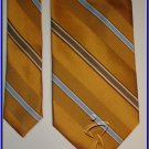 MENS NEW JOS A BANK SILK NECK TIE STRIPES WEDDING SUIT