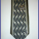NEW STACY ADAMS SILK TIE WAVES DESIGNER EXECUTIVE TIE
