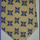 NEW EXECUTIVE DESIGNER STYLE SILK TIE SMALL PATTERN NR