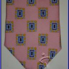 NEW EXECUTIVE DESIGNER STYLE SILK TIE PINK SUIT NECKTIE