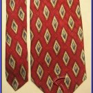 MENS NEW JOS JOSEPH A BANK EXECUTIVE SUIT SILK TIE RED