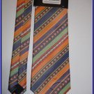 NEW SAVE THE CHILDREN SILK TIE LATIN AMERICA WORLD COLL