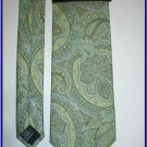 NEW SAVE THE CHILDREN SILK TIE PAISLEY WORLD COLLECTION