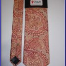 NEW SAVE THE CHILDREN SILK TIE WORLD PAISLEY COLLECTION