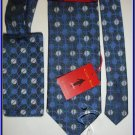 NEW STEVE HARVEY SILK TIE HANKY CODE RED EXECUTIVE