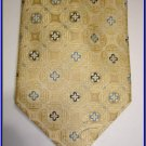 NEW BERGAMO HANKY CUFFLINK TIE SET WEDDING SUIT DESIGNE