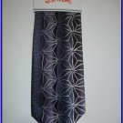NEW J. JERRY GARCIA SILK TIE AZTEC OBJECTS STARS