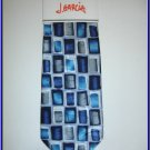 NEW J. JERRY GARCIA SILK TIE DESERT STROM BLUE