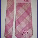 NEW BREAST CANCER KNOTS OF HOPE CURE SILK TIE SURVIVOR