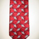 MENS BRAND NEW WITH TAGS EXECUTIVE DESIGN SILK NECK TIE