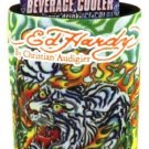 Don Ed Hardy Tattoo Art CAN COOLER Koozie Coozie NEW