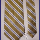 NEW JOS A BANK EXECUTIVE DESIGNER SILK NECK TIE STRIPES