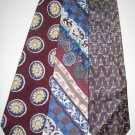 MENS DESIGNER EXECUTIVE GIVENCHY etc SILK NECK TIES LOT