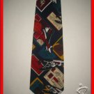 MENS FLYING RINICE CLUB COLLECTION COTTON NECK TIE