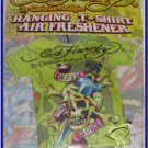 Ed Hardy AIR FRESHENER T Shirt Sachet Death or Glory
