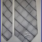 NEW GEOFFREY BEENE SILK TIE PLAID EXECUTIVE DESIGNER