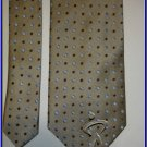 NEW GEOFFREY BEENE SILK TIE DOTS WEDDING SUIT NECKTIE