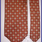 NEW JOS A BANK SMALL PATTERN DESIGNER SILK NECK TIE