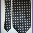 NEW EXECUTIVE DESIGNER COLLECTION BLACK WHITE TIE