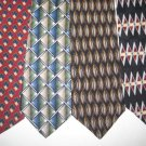MENS FERRELL REED KENNETH COLE BRANDINI etc SILK TIES