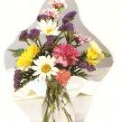 small vase bouquet