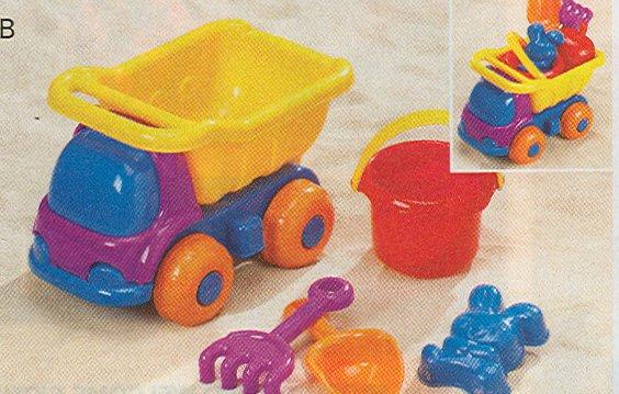 Sand Truck Set