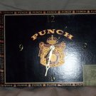Punch Cigar Box Clock